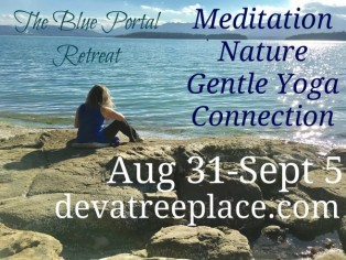 The Blue Portal Meditation Retreat