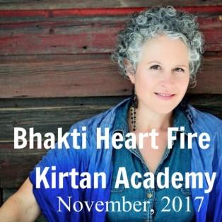50-hr Kirtan Academy: Bhakti Heart Fire