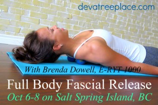 Full Body Fascial Release Weekend Retreat/Workshop
