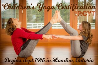 HeartRise® Children's Yoga Teacher Training in London