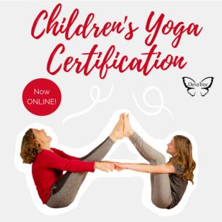 HeartRise® Children's Yoga Teacher Training in London