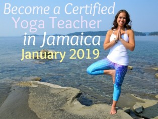2019 200hr Cross-Disciplinary Yoga Teacher Training in Jamaica