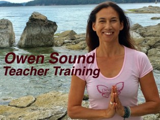 2020 200-hr Cross-Disciplinary Yoga Teacher Training in Owen Sound