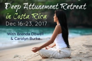 Deep Attunement of the Instinctual Psoas Muscle Costa Rica Retreat