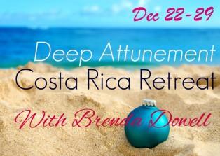 Deep Attunement of the Instinctual Psoas Muscle Costa Rica Retreat