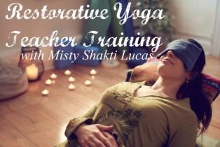 2019 50hr Restorative Yoga Teacher Training