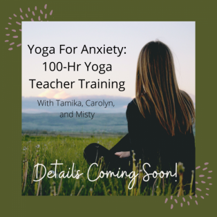 100-Hr Yoga For Anxiety