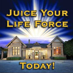 Focused Life Force Energy