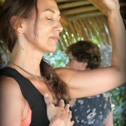 Lisa Santosha Mosher, RYT 1000