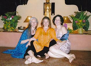 Loti, Tamika and Carolyn